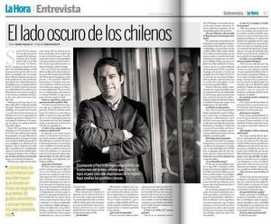 El lado oscuro de los chilenos