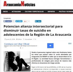 Prensa Araucanía AraucaníaNoticias