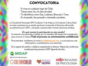 Convocatoria FONIS2_MIDAP