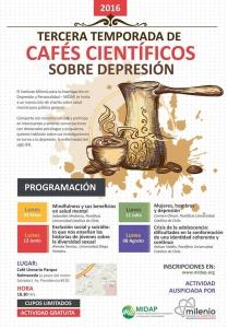 afiche café científico
