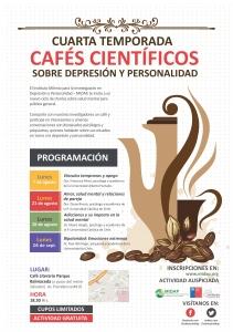 IV TEMPORADA CAFÉ CIENTÍFICO MIDAP